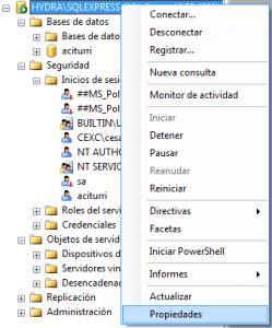 SQL Server Acceso1